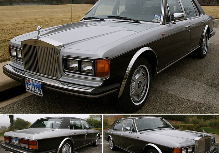 1985 Rolls-Royce Auction
