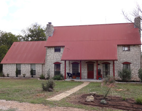 Real Estate Auction Austin Ranch Home
