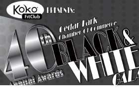 Cedar Park Chamber of Commerce 40th Annual Black and White Gala